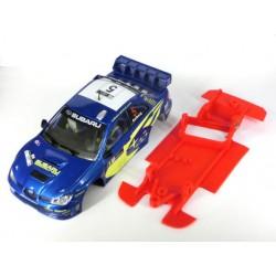 Chasis AW Subaru WRC ´06 compatible con Ninco