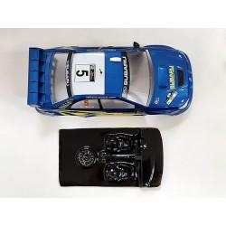 Lexan rally Subaru WRC ´06 compatible con Ninco