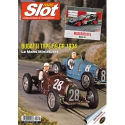 Revista Masslot Julio 2021 nº229 Toyota LMP1 Kit Chrono