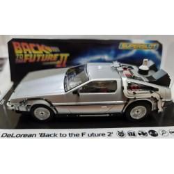 DeLorean Regreso al Futuro parte II