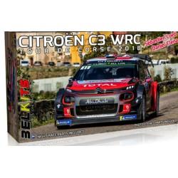 Kit 1/24 Citroën C3 WRC Tour de Course 2018